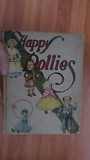 Happy Dollies/Dollies in Happy Land Verses by Leonora Pease Pictures Ella D. Lee