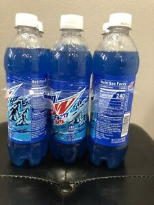MOUNTAIN DEW FROST BITE 6 PACK (READ DESCRIPTION BEFORE PURCHASE)