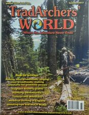Trad Archers World Summer 2017 How To Articles Hunting Adventure FREE SHIPPING s