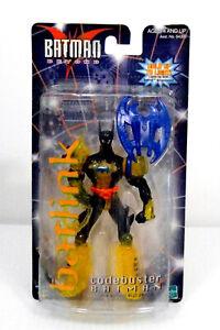 Batman Beyond Batlink Power Grid Batman Action figure Hasbro 1999 Mint on Card