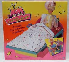 Poupée Jem et les Hologrammes Waterbed Hasbro Vintage no Gold Clash Rio Flash