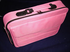 PINK Laptop Bag or Notebook Case, Carry Bag 17''  BRAND NEW UK SELLER FROM STOCK