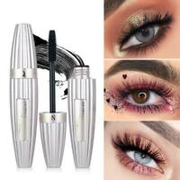 360 MAX CURVE 4D Fiber Lash MASCARA Waterproof Eyelash Extension Volume Black