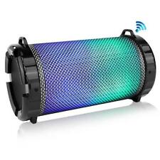 Bluetooth Portable Speaker Wireless USB/Micro SD/FM Radio Stereo Rechargeable