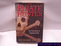 Qty = 4: The Pirate Hunter by Richard Zacks 0786865334