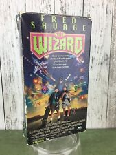 The Wizard (1989) Fred Savage Nintendo VHS Movie Christian Slater Beau Bridges