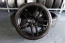 Original Mercedes Benz ML W164 W166 GLE AMG 21 Zoll Sommerradsatz 5 mm -TOP-
