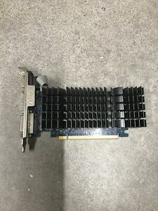 ASUS NVIDIA GEFORCE GT 610 2 GB RAM PCI-EX16 GF119 HDMI/DVI/VGA low profile