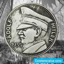 1935 WWII German Coin ADOLF HITLER World War II Commemorative Coin Alloy Gift