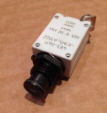 ETA (E.T.A)Series.483 1A Circuit Breaker 483-G611-K1M1-A1SOZ Black Nut