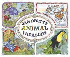 Jan Brett's Animal Treasury: By Brett, Jan