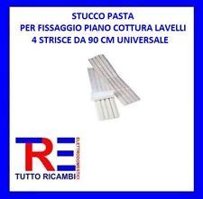 STUCCO PASTA PER FISSAGGIO PIANO COTTURA LAVELLI 4 STRISCE DA 90 CM UNIVERSALE