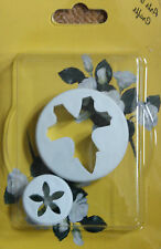 Pentagram Flower Cutter, Set of 2 Cutters,  Sugarcraft, Cake Decorating,
