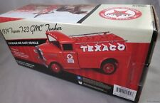 GMC 1934 30s TEXACO T-23 GAS TANKER BANK  DIECAST TRUCK ERTL 1:34 FIRE CHIEF usa