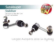 2 Front Sway Bar Link Kit Nissan 350Z Stabiliser Pair 2003-2009