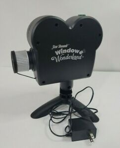 Star Shower Window Wonderland Christmas Halloween Movie Projector Lamp 12 Modes