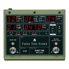 New Version! Free The Tone Flight Time Digital Delay Pedal FT-2Y