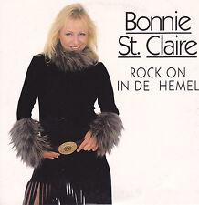 Bonnie ST Claire- Rock On In de Hemel cd single