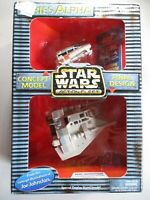 1997 GALOOB STAR WARS ALPHA SERIES ACTION FLEET MICRO MACHINES REBEL SNOWSPEEDER