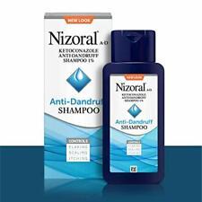Nizoral A-D Anti-Dandruff Shampoo 4 FlOz Dandruff stays off your head & shoulder
