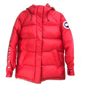 CANADA GOOSE 2078L Down Approach Puffer Jacket Down Jacket Nylon Red