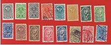 Austria #200//218  VF used  Various Stamps Free S/H