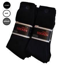 Socken 20 Paar Freizeitsocken Sportsocken Tennissocken Damen Herren Größe 39-50