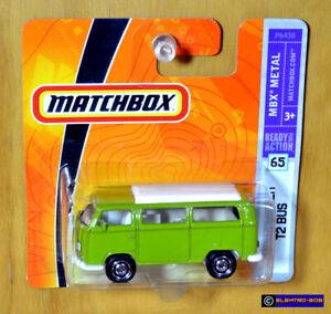 Matchbox VW T2 Bus Kombi [Green] - New/Sealed/XHTF [E-808]