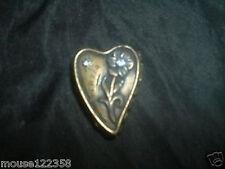 December Birthstone Earing Pin Trinket box set