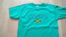 Jamaica T Shirt  Green Size Medium