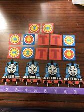 Thomas the Train Tank Engine  Fabric Iron On Appliques style #5
