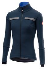 Castelli Cyclisme Femme Dinamica Veste Sombre / Infinity Bleu PETIT S