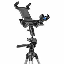 Arkon TW Broadcaster Tablet and Phone Tripod Mount Holder for Live Streaming Apple iPhone 6 Plus 6s 6 Twbrvtab