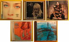 5 CD LOT Fiona Apple Duffy Katherine McPhee Alice Smith Stina Nordenstam CHEAP!