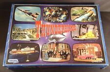 Gibsons Puzzles 1999 Thunderbirds Commemorative 1000 Piece Jigsaw Puzzle (11Y)