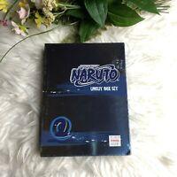 Naruto Shonen Jump UNCUT BOX SET # 2 SPECIAL LIMITED EDITION DVD