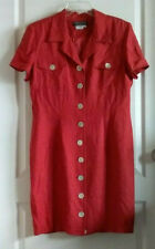 Cynthia Howie for Maggy Boutique red dress - FREE SHIPPING