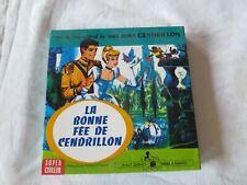 "WALD DISNEY  8 MM  ""LA BONNE FEE DE CENDRILLON """