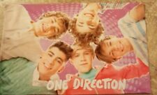 """2012 ID Media▪One Direction•Standard/Full/Twin▪Bed▪Pillow Case▪31×20""""Collector."""