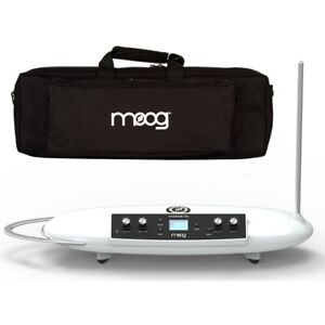 Moog Theremini Theremin w/ 32 Sounds Built-in Speaker MIDI/CV Out + Gig Bag