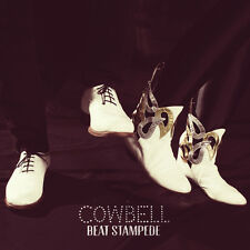 COWBELL BEAT STAMPEDE debut album mint CD Damaged Goods Garage Blues