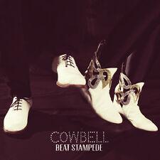 COWBELL BEAT STAMPEDE debut album mint CD Damaged Goods Garage Blues