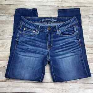 American Eagle Mid Rise Slouchy Stretch Jean 4