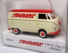 Wiking 1:87 VW T1 Transporter OVP 8788 03 Obletter