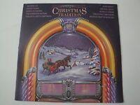 WARNER BROS. RECORDS PRESENTS A CHRISTMAS TRADITION VINYL LP 87' VARIOUS ARTISTS