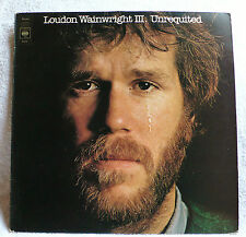 Loudon Wainwright III, 'Unrequited', LP, Stereo, UK 1975 (CBC - S 80696)