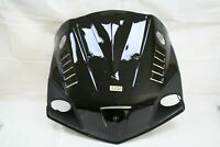 Carena cofano Hood fairing Quad Shineray Buggy NERO