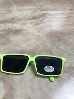 vintage kelloggs Raisin Bran Green Retro Sunglasses Cereal Prize Promotion