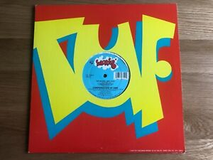 """Corporation Of One - So Where Are You US 12"""" Vinyl The Real Life Oppy Mix Queen"""
