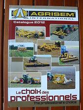 AGRISEM-Catalogue 2012-FR-prospetto brochure 10.2011 (0541